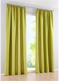 Blaue gardinen vorh nge im bonprix online shop for Bonprix vorhang