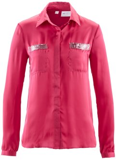 Bluse mit Pailletten, bpc selection