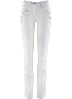 Stretchjeans mit Stickerei, bpc selection