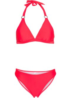 Neckholder Bikini (2-tlg. Set), bpc bonprix collection, koralle