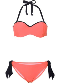 Bügel Bikini (2-tlg. Set), bpc bonprix collection, rot