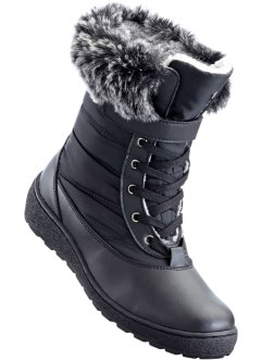 Winterstiefel, bpc bonprix collection, schwarz