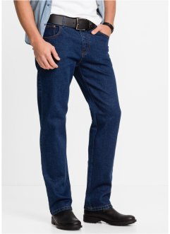 Stretch-Jeans Classic Fit Straight, John Baner JEANSWEAR, blau