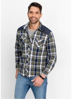 Langarm-Hemd Regular Fit, John Baner JEANSWEAR