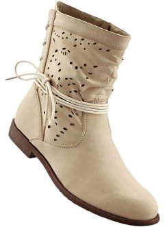 Stiefelette, bpc bonprix collection, sand