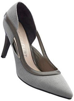 Pumps, BODYFLIRT, taupe