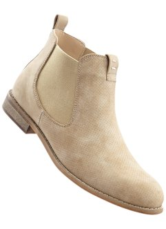 Chelseaboot, bpc bonprix collection, beige