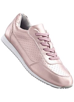 Freizeitschuh, bpc bonprix collection, rose metallic
