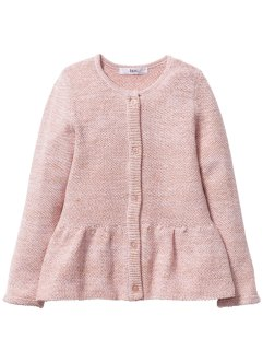 Glitzer-Strickjacke, bpc bonprix collection