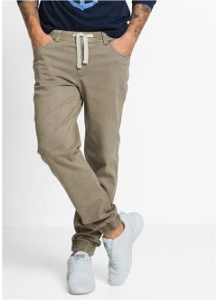 Stretch-Schlupf-Hose Slim Fit Straight, RAINBOW, helloliv