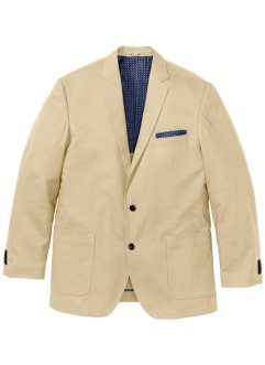 Leinen-Mix-Sakko Regular Fit, bpc selection, beige