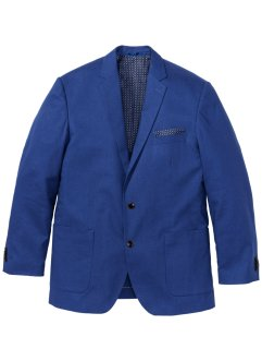 Leinen-Mix-Sakko Regular Fit, bpc selection, blau