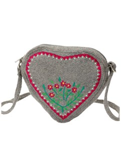 Tasche Oktoberfest, bpc bonprix collection, grau