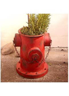 "Blumentopf ""Hydrant"", Home Collection"