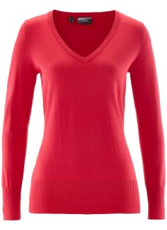Basic Feinstrick-Pullover, bpc bonprix collection