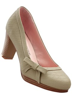 Pumps, bpc selection, taupe