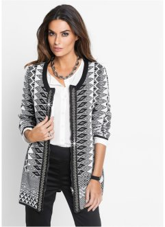 Premium-Longstrickjacke, bpc selection premium