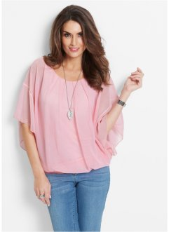 Premium Bluse im Used-Look, bpc selection premium