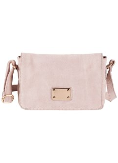 Ledertasche, bpc bonprix collection, nude