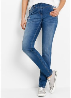Jeans - designt von Maite Kelly, bpc bonprix collection, blue stone