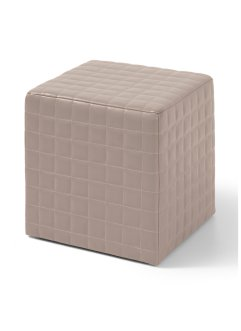 "Hocker ""Colin"", bpc living, taupe"