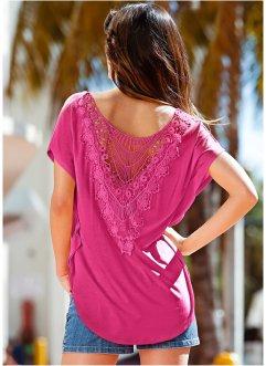 blusa com detalhe vazado nas costas