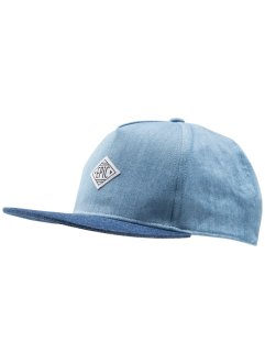Jungs Jeans Cap, bpc bonprix collection, blue / denim blue