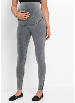 Umstandsleggings, bpc bonprix collection, schiefergrau