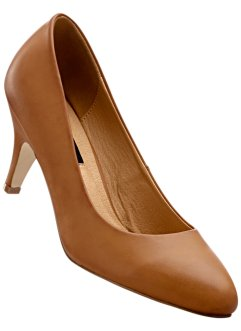 Pumps, bpc bonprix collection, camel