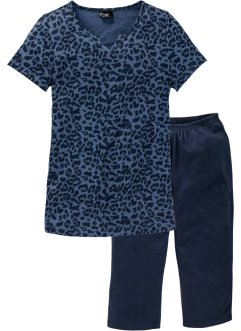 Capri-Pyjama (2-tlg.), bpc bonprix collection