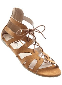 Sandale, bpc bonprix collection, camel