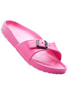 Pantolette, bpc bonprix collection, pink
