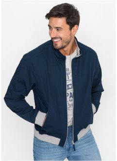 Outdoorjacke Regular Fit, bpc bonprix collection, dunkelblau