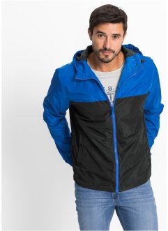 Outdoorjacke Regular Fit, bpc bonprix collection, rot/schwarz
