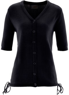 Strickjacke, bpc selection, schwarz