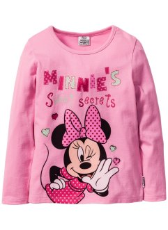 """MINNIE"" Langarmshirt, Minnie Mouse"