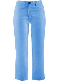 7/8 Stretchhose, bpc selection, mittelblau