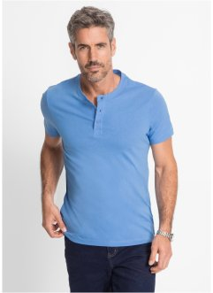 Henleyshirt (3er Pack), bpc bonprix collection