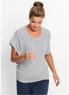 Wellness T-Shirt mit Fledermausärmeln, bpc bonprix collection