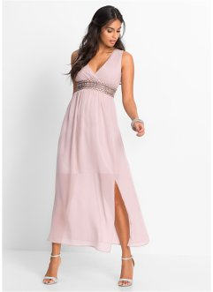 Abendkleid mit Applikation, BODYFLIRT, rosa