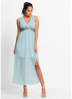 Abendkleid mit Applikation, BODYFLIRT, hellblau