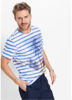 T-Shirt mit Druck im Regular Fit, bpc bonprix collection
