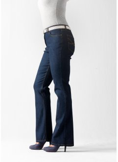 Calça jeans BOOT CUT com stretch