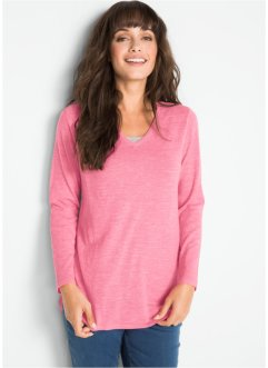 Vokuhila-Pullover, bpc bonprix collection