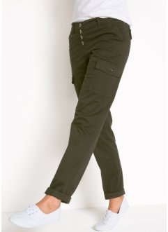 Stretch-Cargohose, bpc bonprix collection