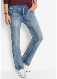 Stretch-Jeans Wide, John Baner JEANSWEAR