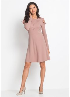 Cold Shoulder Kleid, BODYFLIRT