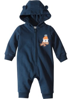 Baby Sweatoverall Bio-Baumwolle, bpc bonprix collection