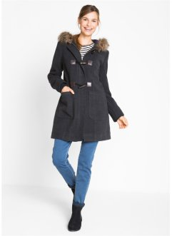 Duffle-Coat mit Kapuze, bpc bonprix collection