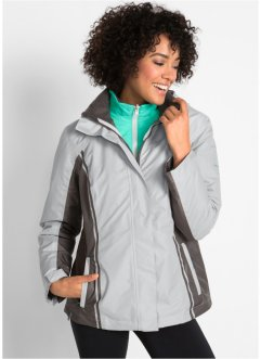 Wattierte 3-in-1-Funktions-Outdoorjacke, bpc bonprix collection